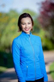 Business Portrait General Manager of health spa Singleton