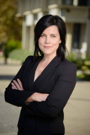 solicitor headshot portrait outdoors